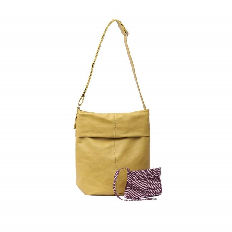 ZWEI MADEMOISELLE M14 Vegan YELLOW, Farbe: gelb, Marke: Zwei, EAN: 4250257906143, Abmessungen in cm: 38.0x39.0x11.0, Bild 1 von 1
