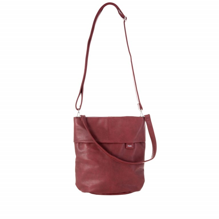ZWEI MADEMOISELLE M12 Vegan BLOOD, Farbe: rot/weinrot, Manufacturer: Zwei, EAN: 4250257906181, Dimensions (cm): 31.0x34.0x11.0, Image 1 of 1