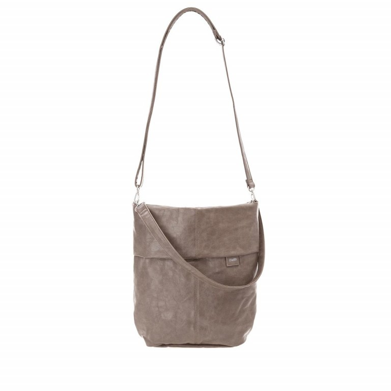 ZWEI MADEMOISELLE M12 Vegan TAUPE, Farbe: taupe/khaki, Manufacturer: Zwei, EAN: 4250257904002, Dimensions (cm): 31.0x34.0x11.0, Image 1 of 1