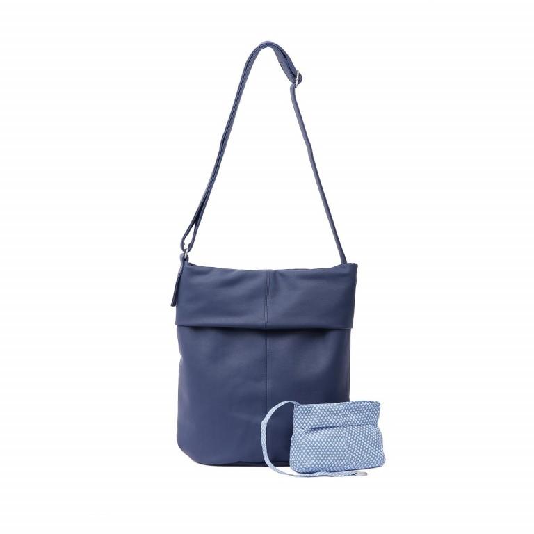 ZWEI MADEMOISELLE M14 Vegan BLUE, Farbe: blau/petrol, Manufacturer: Zwei, EAN: 4250257902725, Dimensions (cm): 38.0x39.0x15.0, Image 1 of 1