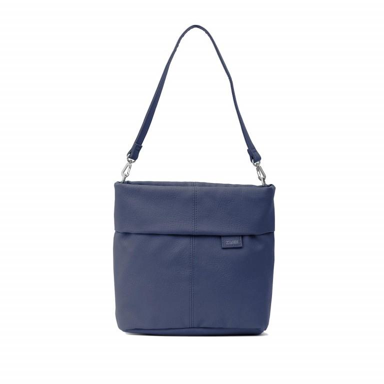 ZWEI MADEMOISELLE M8 Vegan BLUE, Farbe: blau/petrol, Marke: Zwei, EAN: 4250257902701, Abmessungen in cm: 25.0x23.0x10.0, Bild 1 von 1