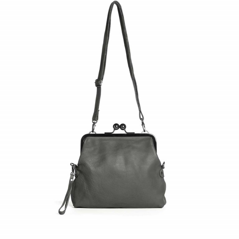 Sticks and Stones Cannes Bag - Buff Washed Leder Light Grey, Farbe: grau, Marke: Sticks and Stones, Bild 1 von 2