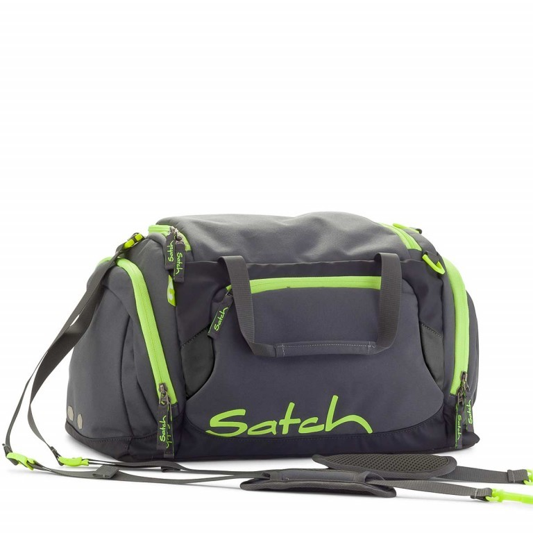 Satch Sporttasche Phantom, Farbe: grau, Manufacturer: Satch, EAN: 4260389760360, Dimensions (cm): 50.0x25.0x25.0, Image 1 of 1