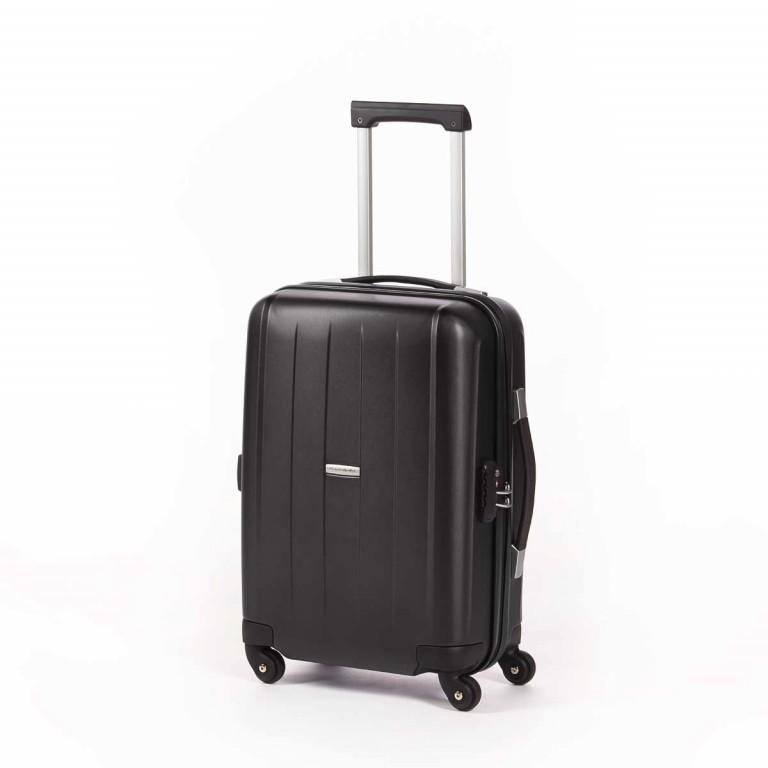 Samsonite Koffer/Trolley Velocita 49584 Spinner 55 Black, Farbe: schwarz, Marke: Samsonite, Abmessungen in cm: 40.0x55.0x20.0, Bild 1 von 6