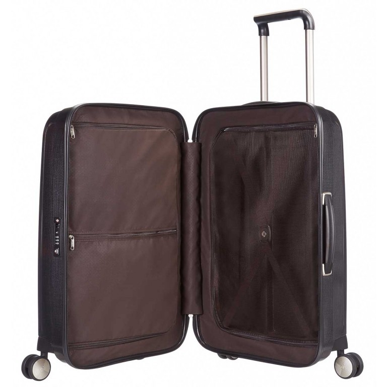 Samsonite Lite-Cube 58623 Spinner 68 Graphite, Farbe: anthrazit, Manufacturer: Samsonite, Dimensions (cm): 45.0x68.0x28.5, Image 2 of 5