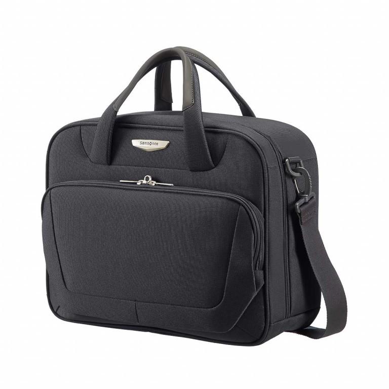Samsonite Spark 59177 Shoulder Bag Black, Farbe: schwarz, Marke: Samsonite, Abmessungen in cm: 41.0x31.0x16.0, Bild 1 von 1