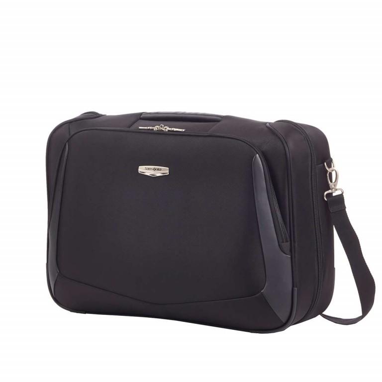 Samsonite X-Blade 75115 Bi-Fold Garment Bag Black, Farbe: schwarz, Marke: Samsonite, Abmessungen in cm: 55.0x40.0x20.0, Bild 1 von 8