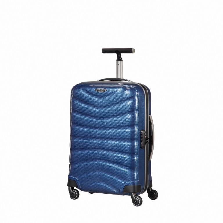 Samsonite Firelite 48574 Spinner 55 Dark Blue, Farbe: blau/petrol, Marke: Samsonite, Abmessungen in cm: 40.0x55.0x20.0, Bild 1 von 7