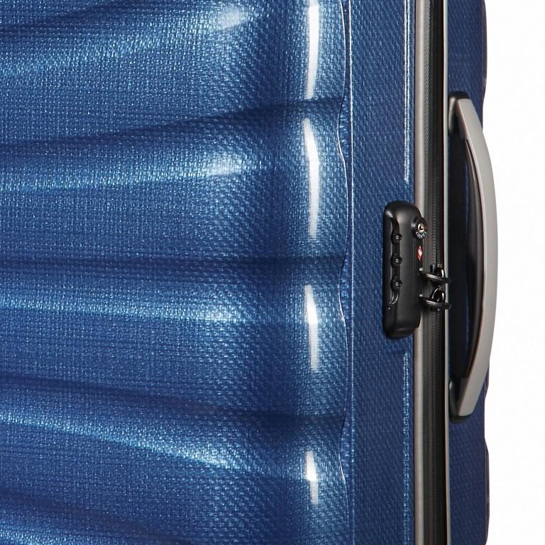 Samsonite Firelite 48576 Spinner 75 Dark Blue, Farbe: blau/petrol, Marke: Samsonite, Abmessungen in cm: 52.0x75.0x31.0, Bild 3 von 7