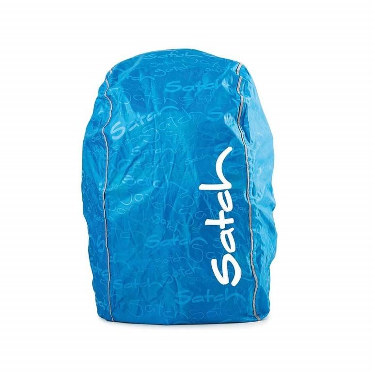 Satch Regencape Blue, Farbe: blau/petrol, Marke: Satch, EAN: 4260217197382, Abmessungen in cm: 22.0x5.0x14.0, Bild 1 von 1
