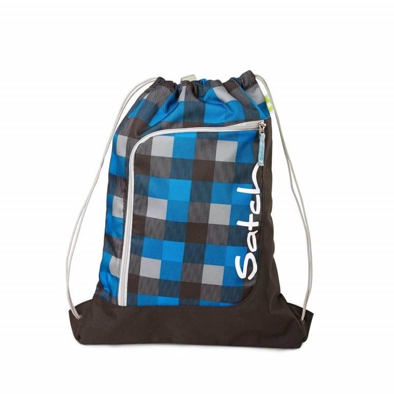 Satch Sportbeutel Airtwist, Farbe: blau/petrol, Marke: Satch, EAN: 4260389762630, Abmessungen in cm: 33.0x44.0x1.0, Bild 1 von 1