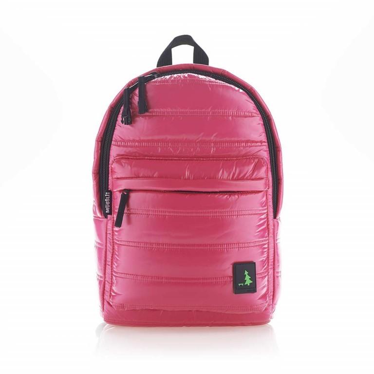 MUeSLii II RC1 Classic Shiny Rucksack Persian Rose, Farbe: rosa/pink, Marke: Mueslii, EAN: 8051093660154, Abmessungen in cm: 23.0x35.0x10.0, Bild 1 von 4