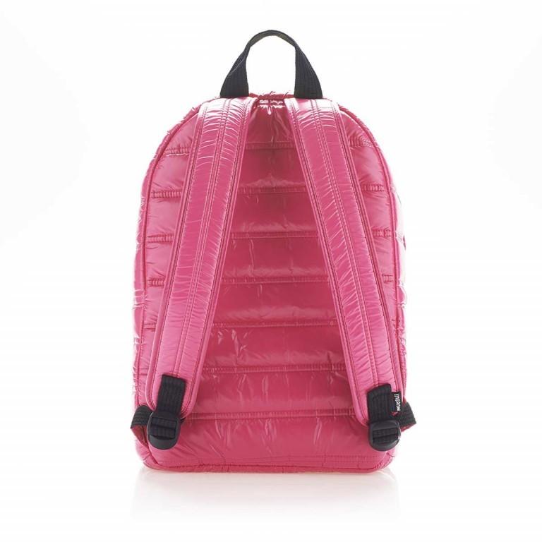 MUeSLii II RC1 Classic Shiny Rucksack Persian Rose, Farbe: rosa/pink, Marke: Mueslii, EAN: 8051093660154, Abmessungen in cm: 23.0x35.0x10.0, Bild 4 von 4