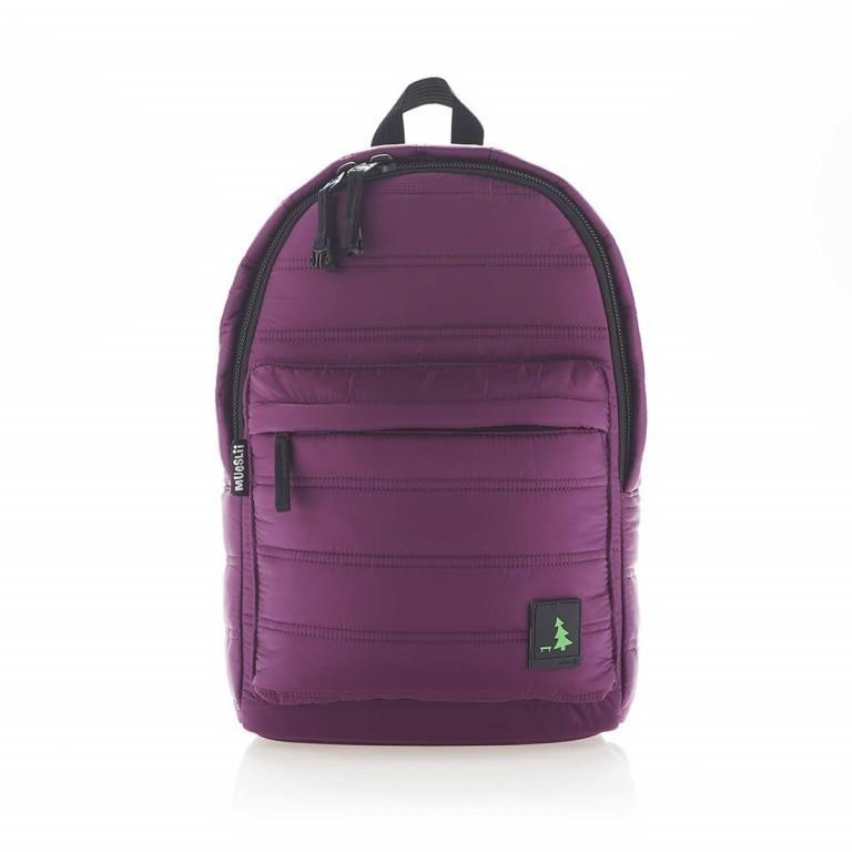 MUeSLii RE Rucksack Dark Purple, Farbe: flieder/lila, Marke: Mueslii, EAN: 8051093661403, Abmessungen in cm: 26.0x37.0x12.0, Bild 1 von 4