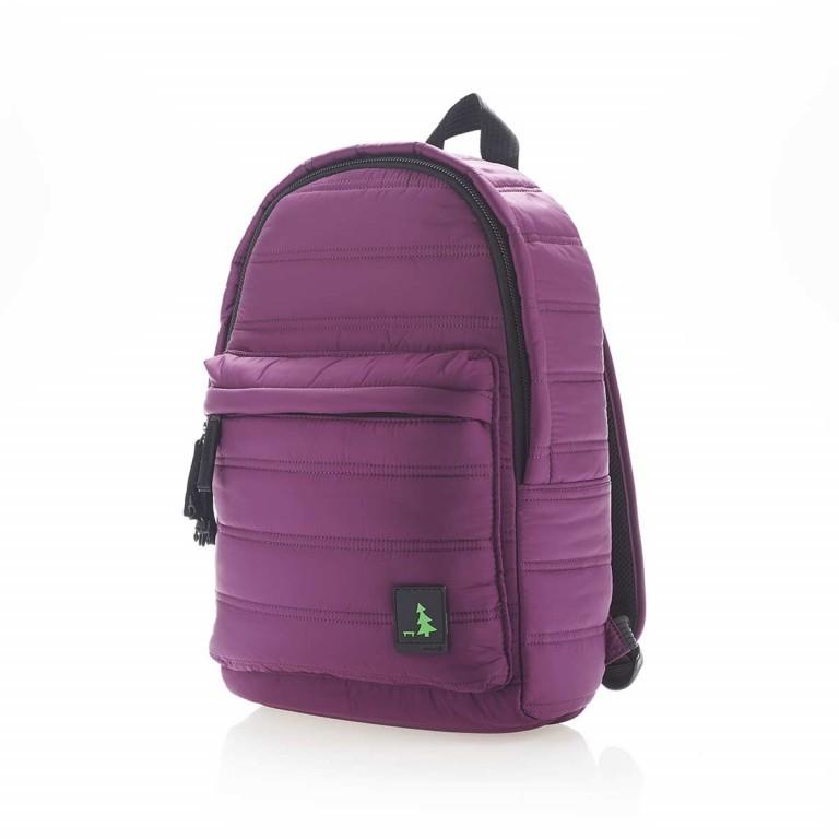 MUeSLii RE Rucksack Dark Purple, Farbe: flieder/lila, Marke: Mueslii, EAN: 8051093661403, Abmessungen in cm: 26.0x37.0x12.0, Bild 2 von 4