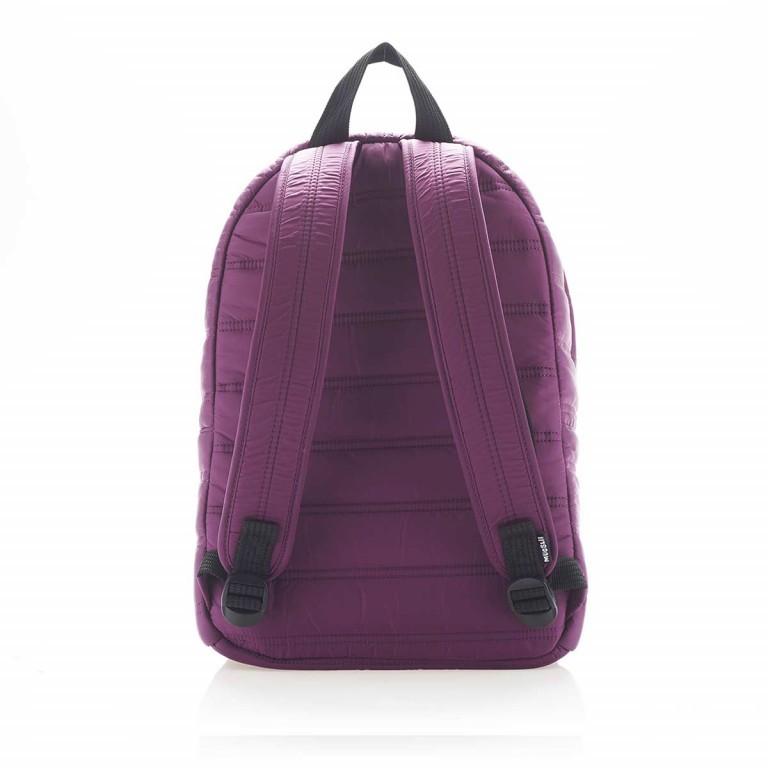 MUeSLii RE Rucksack Dark Purple, Farbe: flieder/lila, Marke: Mueslii, EAN: 8051093661403, Abmessungen in cm: 26.0x37.0x12.0, Bild 4 von 4