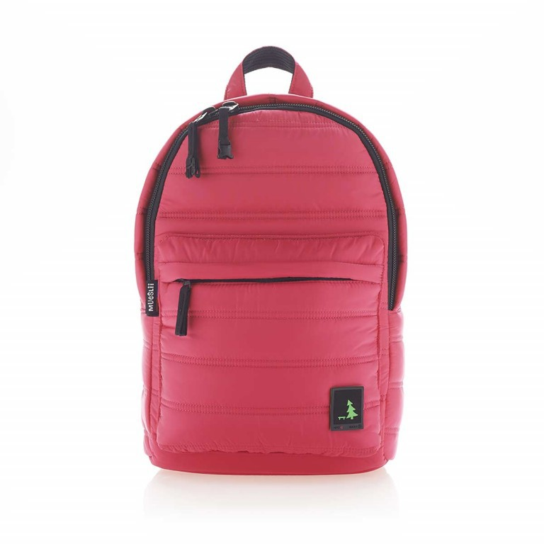MUeSLii RE Rucksack French Pink, Farbe: rosa/pink, Manufacturer: Mueslii, EAN: 8051093661618, Dimensions (cm): 26.0x37.0x12.0, Image 1 of 4