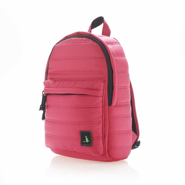 MUeSLii RE Rucksack French Pink, Farbe: rosa/pink, Manufacturer: Mueslii, EAN: 8051093661618, Dimensions (cm): 26.0x37.0x12.0, Image 2 of 4