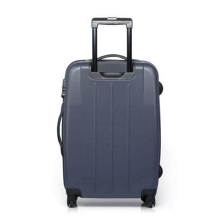 Travelite Robusto 4-Rad Trolley 66cm Anthrazit, Farbe: anthrazit, Marke: Travelite, Abmessungen in cm: 45.0x66.0x27.0, Bild 3 von 5