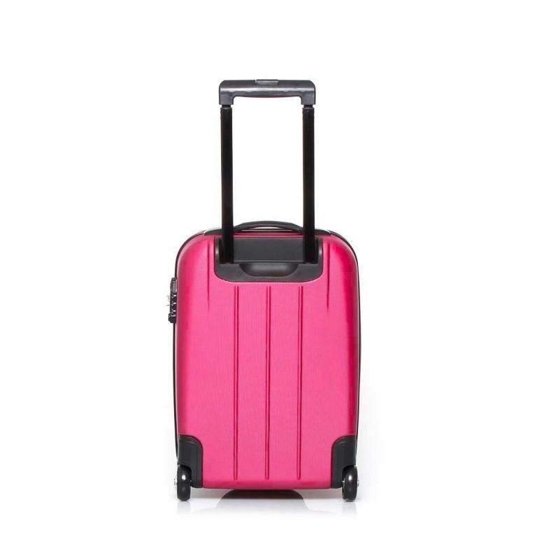 Travelite Robusto 2-Rad Trolley 53cm Pink, Farbe: rosa/pink, Marke: Travelite, Abmessungen in cm: 35.0x53.0x20.0, Bild 3 von 4