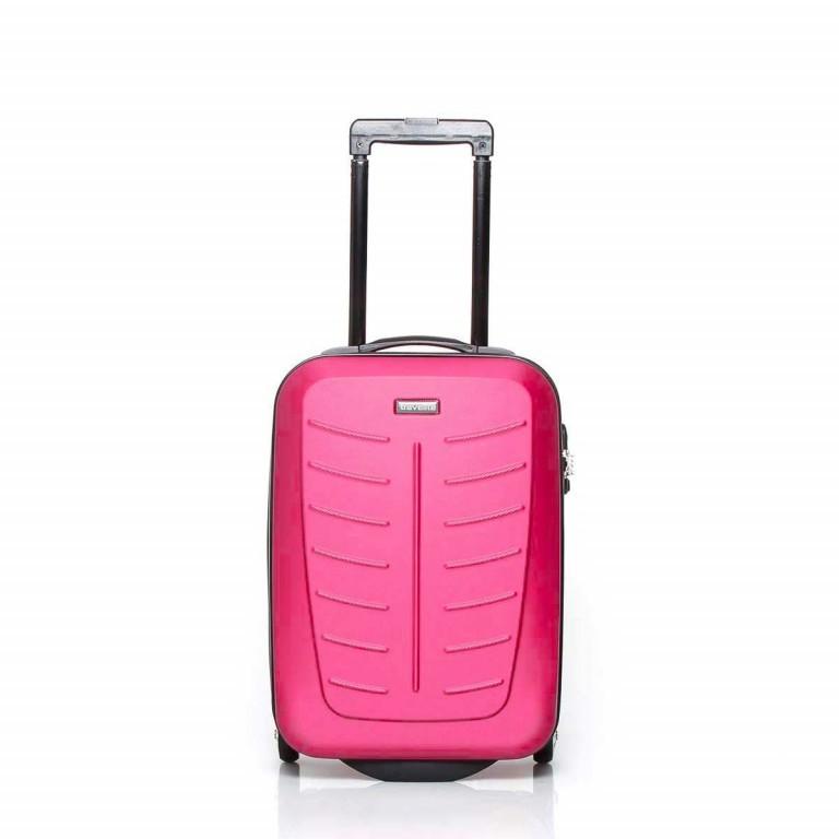 Travelite Robusto 2-Rad Trolley 53cm Pink, Farbe: rosa/pink, Marke: Travelite, Abmessungen in cm: 35.0x53.0x20.0, Bild 1 von 4