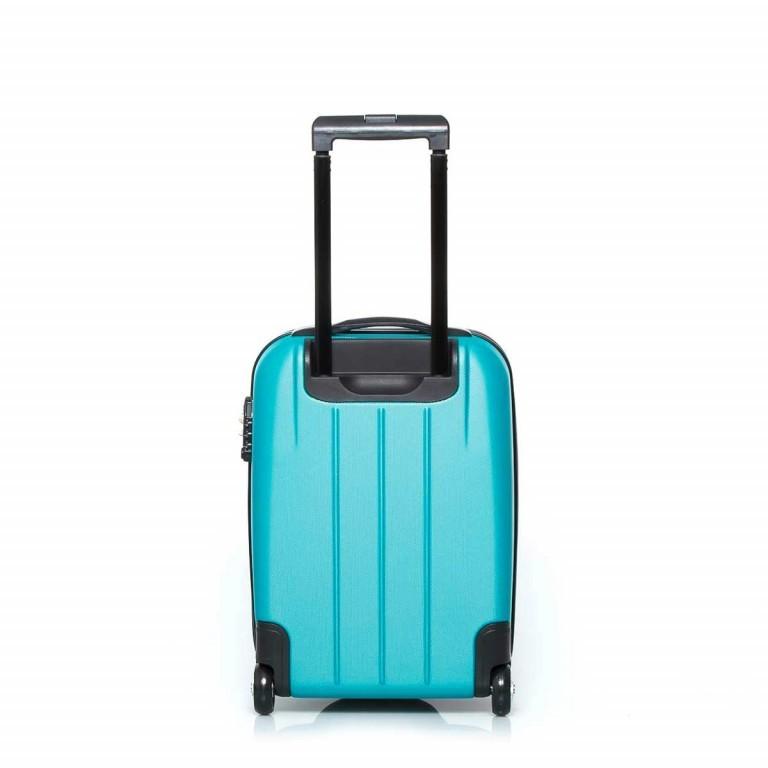 Travelite Robusto 2-Rad Trolley 53cm Türkis, Farbe: grün/oliv, Marke: Travelite, Abmessungen in cm: 35.0x53.0x20.0, Bild 3 von 4