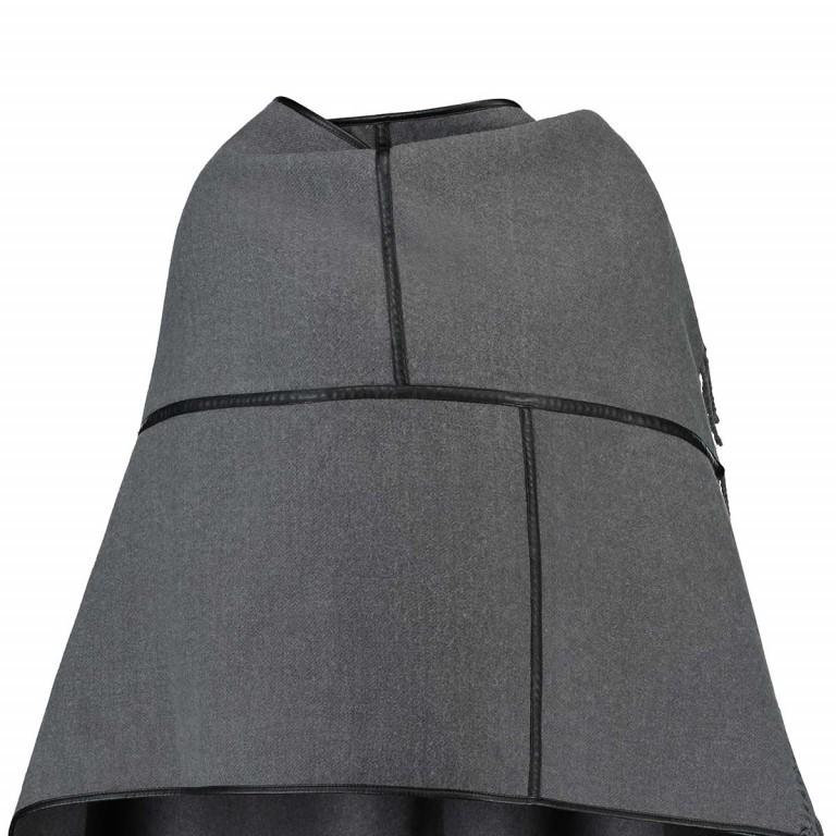 RINO & PELLE Poncho Batoel Grey, Farbe: grau, Marke: Rino & Pelle, Bild 2 von 2