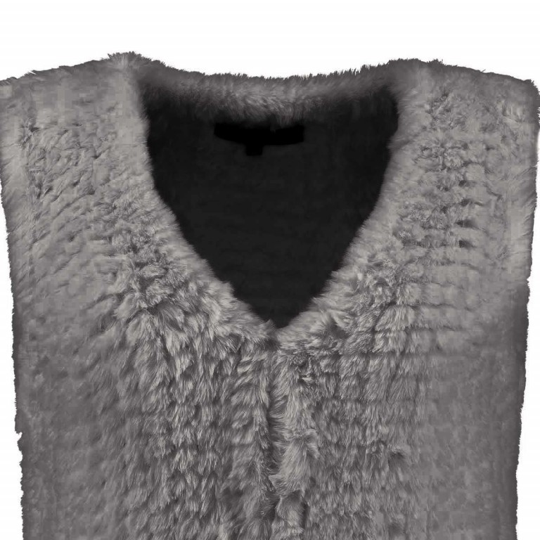 RINO & PELLE Weste Leoda Grey Gr.38, Farbe: grau, Marke: Rino & Pelle, Bild 2 von 2