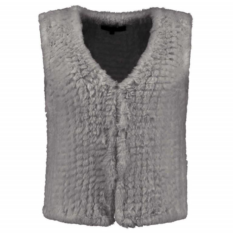 RINO & PELLE Weste Leoda Grey Gr.42, Farbe: grau, Marke: Rino & Pelle, Bild 1 von 2