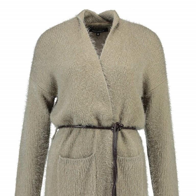 RINO & PELLE Mantel Muna Taupe Gr.M, Farbe: taupe/khaki, Marke: Rino & Pelle, Bild 2 von 2