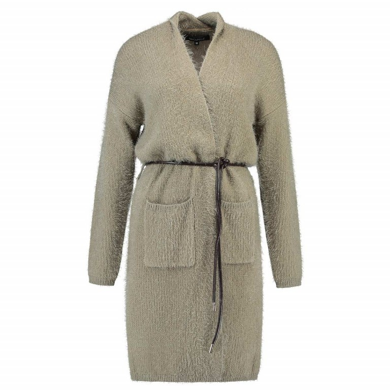 RINO & PELLE Mantel Muna Taupe Gr.S, Farbe: taupe/khaki, Marke: Rino & Pelle, Bild 1 von 2