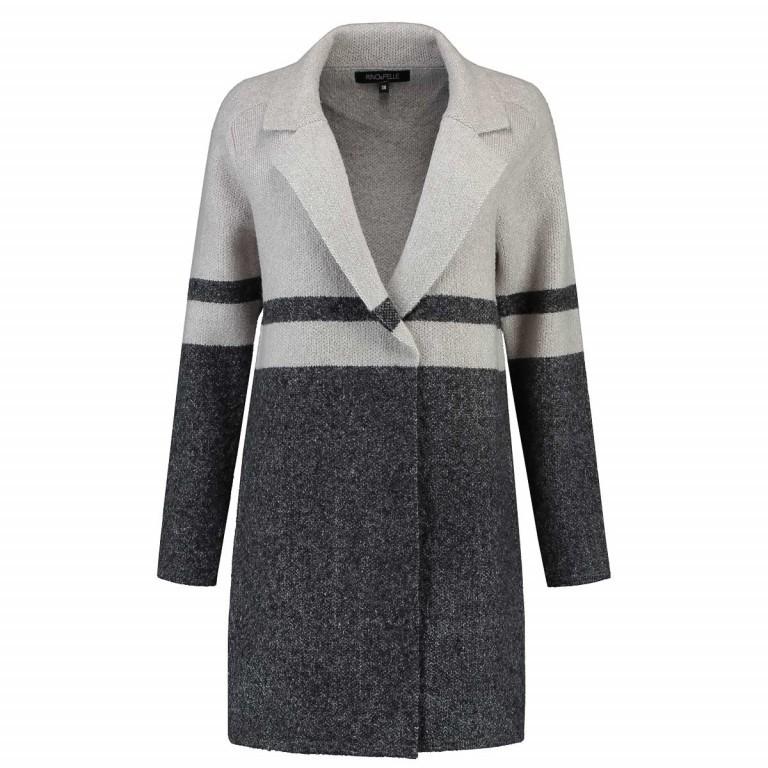RINO & PELLE Mantel Regan Beige Grey Gr.M, Farbe: grau, beige, Marke: Rino & Pelle, Bild 1 von 2