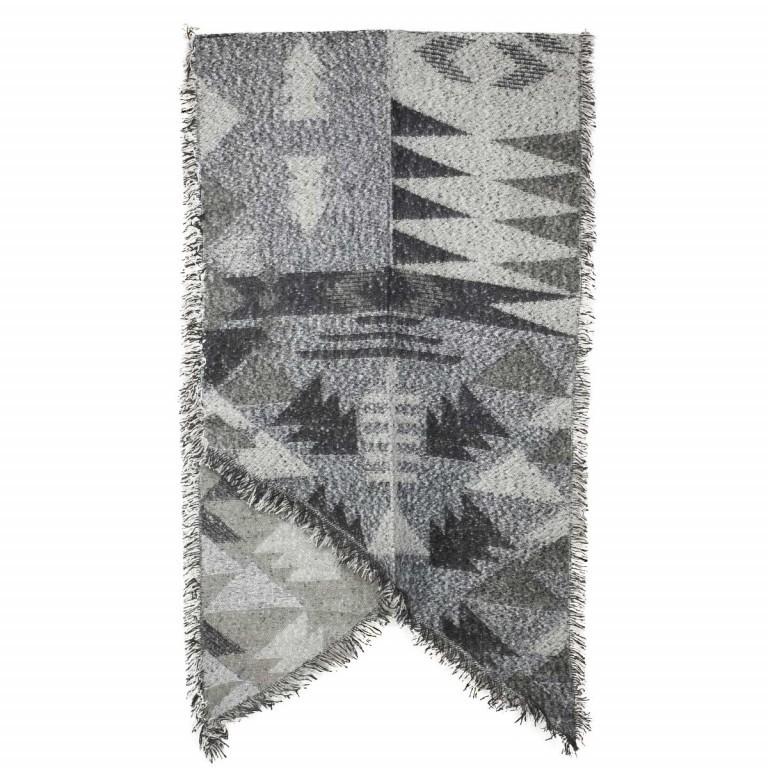 RINO & PELLE Schal ScarfJacy Grey, Farbe: grau, Marke: Rino & Pelle, Abmessungen in cm: 68.0x260.0, Bild 1 von 2