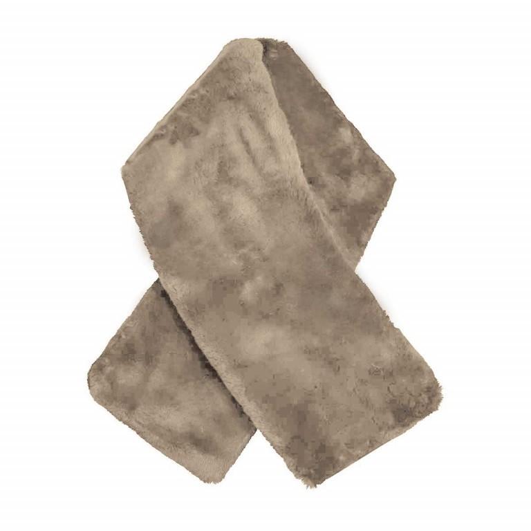 RINO & PELLE Schal ScarfStip Light Grey, Farbe: grau, Marke: Rino & Pelle, Abmessungen in cm: 20.0x105.0, Bild 1 von 2