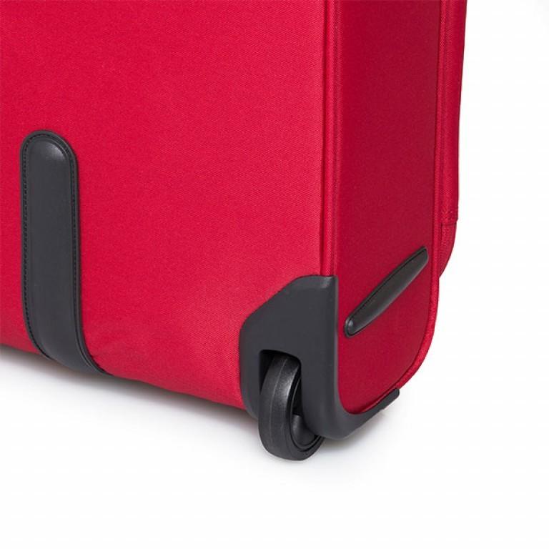 Travelite Rombo 2-Rad Trolley 52cm Rot, Farbe: rot/weinrot, Marke: Travelite, Bild 6 von 7