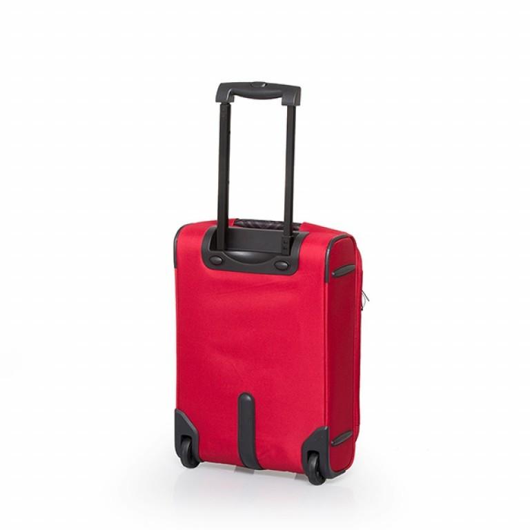 Travelite Rombo 2-Rad Trolley 52cm Rot, Farbe: rot/weinrot, Marke: Travelite, Bild 2 von 7