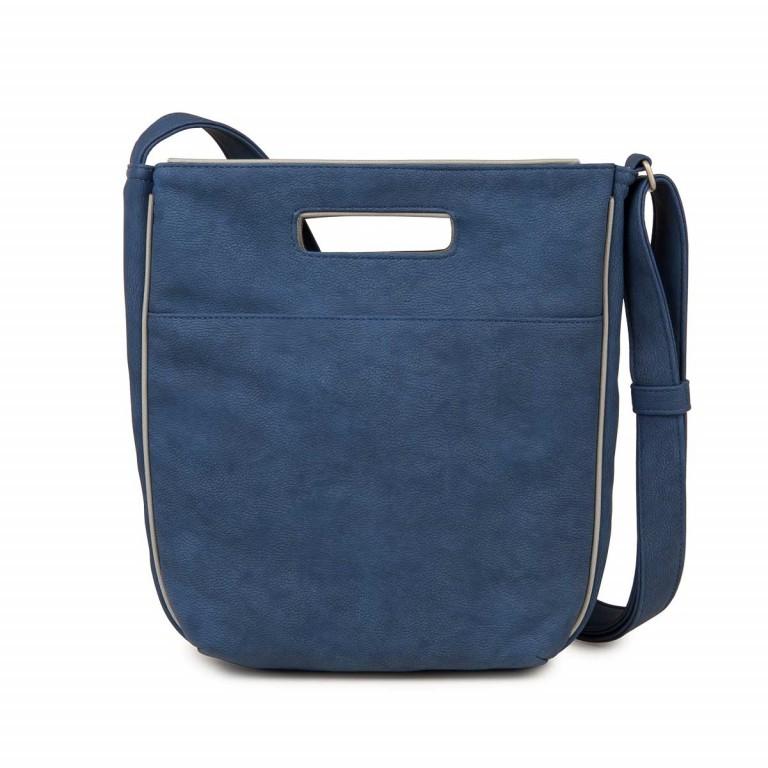 ZWEI SHOPPER S12 Vegan Blue Grey, Farbe: blau/petrol, Manufacturer: Zwei, EAN: 4250257911376, Dimensions (cm): 31.0x36.0x12.0, Image 1 of 1