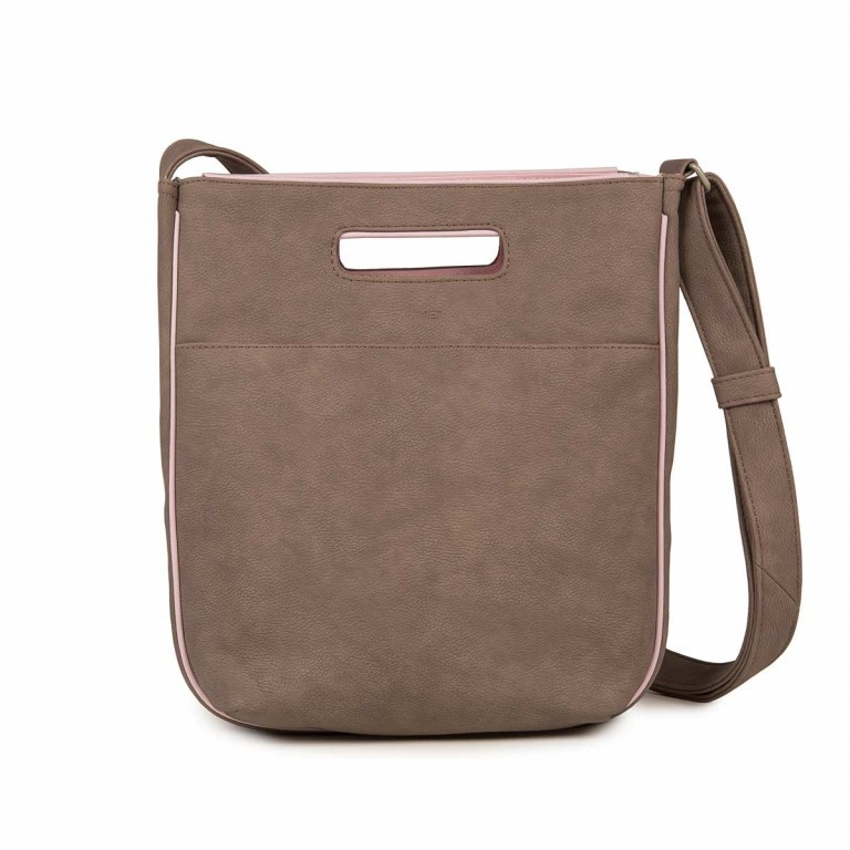 ZWEI SHOPPER S12 Vegan Taupe Rose, Farbe: taupe/khaki, Manufacturer: Zwei, EAN: 4250257911383, Dimensions (cm): 31.0x36.0x12.0, Image 1 of 1