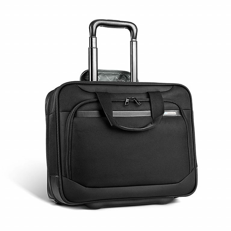 "Samsonite Vectura 59227 Office Case Wheel 15.6"" Black, Farbe: schwarz, Marke: Samsonite, Abmessungen in cm: 42.0x36.0x19.0, Bild 1 von 3"