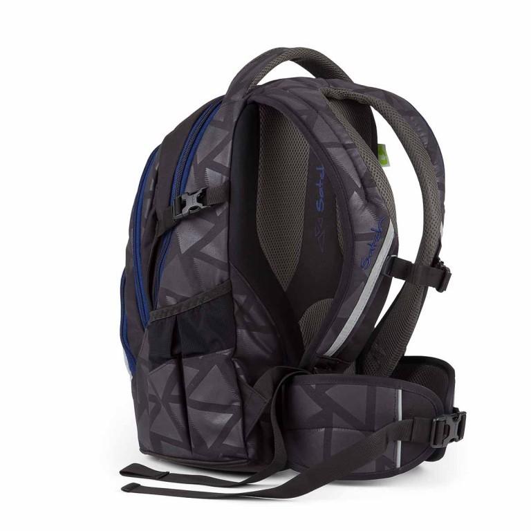 Satch-Air Rucksack Black Triad, Farbe: schwarz, Marke: Satch, EAN: 4260389768366, Abmessungen in cm: 30.0x43.0x22.0, Bild 3 von 4