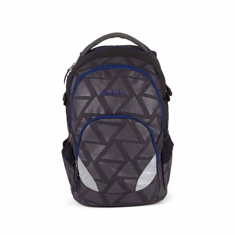 Satch-Air Rucksack Black Triad, Farbe: schwarz, Marke: Satch, EAN: 4260389768366, Abmessungen in cm: 30.0x43.0x22.0, Bild 1 von 4