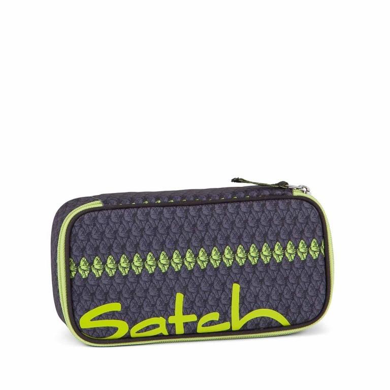 Satch Feat. MyBoshi Schlamperbox Grey Boshi, Farbe: grau, Marke: Satch, EAN: 4260389768489, Abmessungen in cm: 23.0x12.5x7.0, Bild 1 von 1