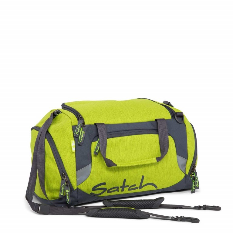 Satch Sporttasche Ginger Lime, Manufacturer: Satch, EAN: 4057081005734, Dimensions (cm): 20.0x25.0x25.0, Image 1 of 1