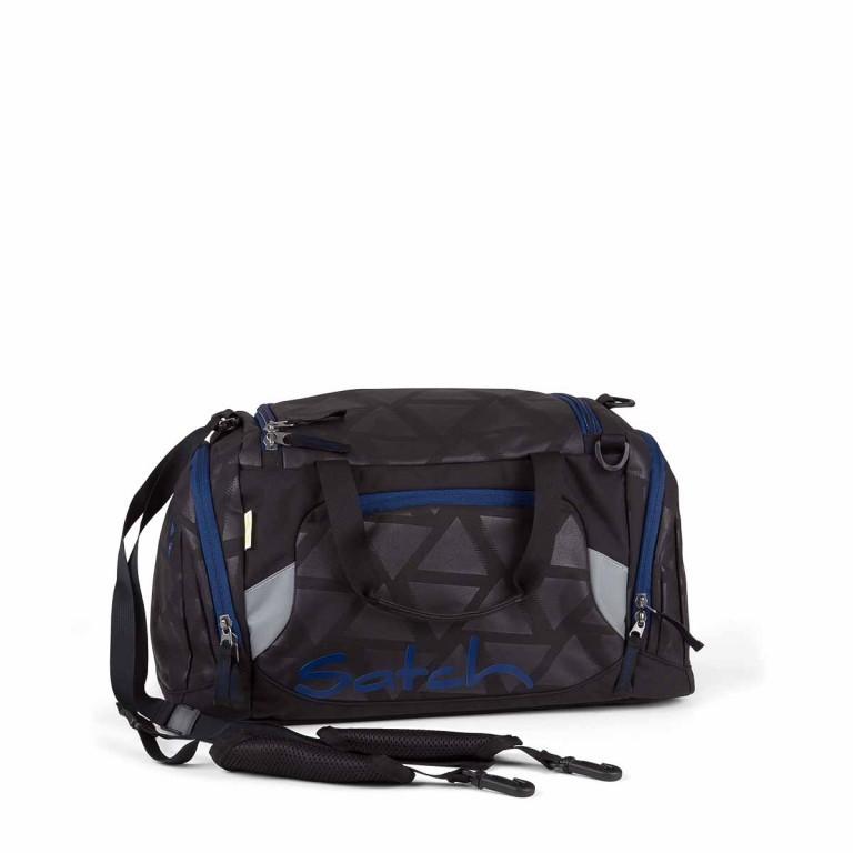 Satch Sporttasche Black Triad, Farbe: schwarz, Manufacturer: Satch, EAN: 4260389768601, Dimensions (cm): 50.0x25.0x25.0, Image 1 of 1