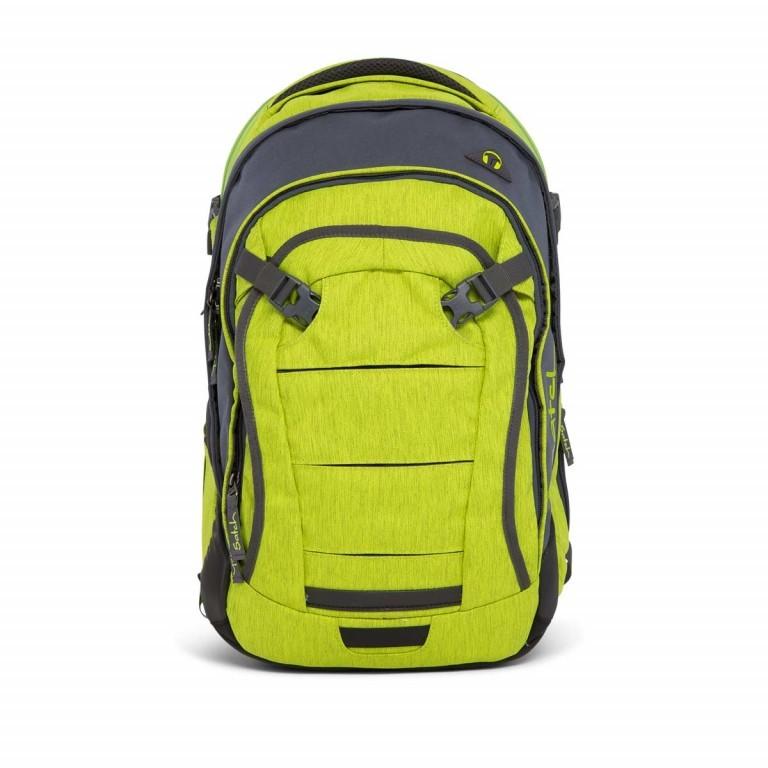 Satch Match Rucksack Ginger Lime, Farbe: grün/oliv, Marke: Satch, EAN: 4057081005208, Bild 1 von 7