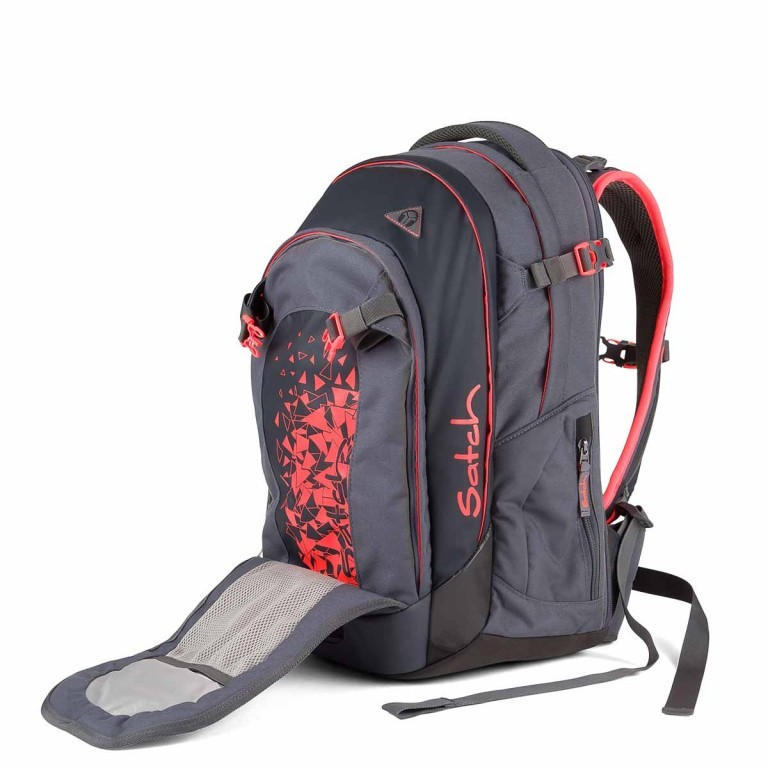 Satch Match Rucksack Coral Phantom, Manufacturer: Satch, EAN: 4260389768342, Image 2 of 5