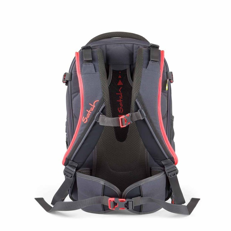 Satch Match Rucksack Coral Phantom, Manufacturer: Satch, EAN: 4260389768342, Image 5 of 5