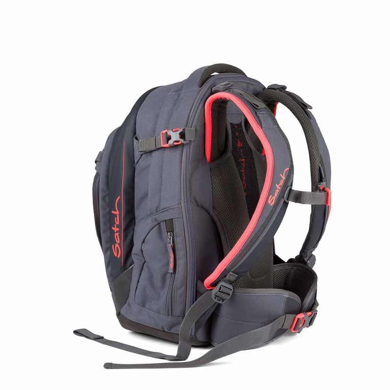 Satch Match Rucksack Coral Phantom, Manufacturer: Satch, EAN: 4260389768342, Image 4 of 5