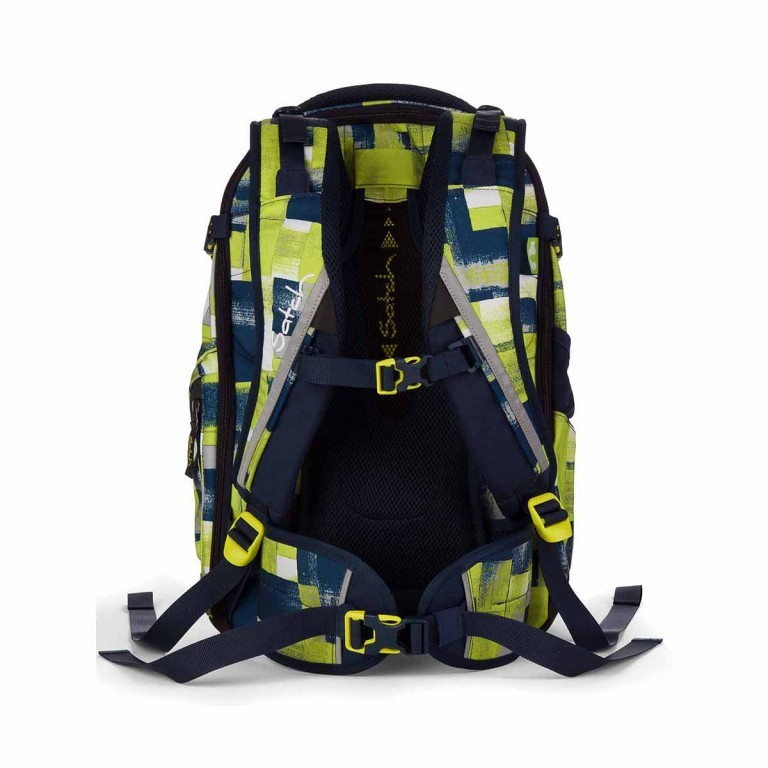 Satch Match Rucksack Sunny Fitty, Farbe: gelb, Marke: Satch, EAN: 4260389762203, Bild 5 von 5
