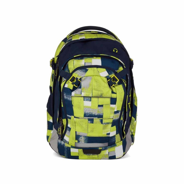 Satch Match Rucksack Sunny Fitty, Farbe: gelb, Manufacturer: Satch, EAN: 4260389762203, Image 1 of 5